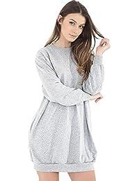 Rewatronics - Sudadera - camisa - Manga Larga - para mujer
