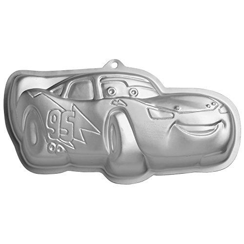 """Lightning McQueen 13.75""""X6.25""""X2.75"""" Novelty Cake Pan W2105CP-6400"""