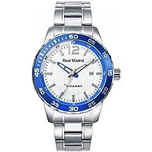 Reloj Viceroy Real Madrid Caballero 40961-05 Acero