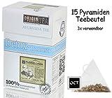 Origin Ceylon Tea Detox - Iramusu Ayurveda Entgiftungstee 15 Pyramiden-Teebeutel direkt von der Plantage aus Sri Lanka
