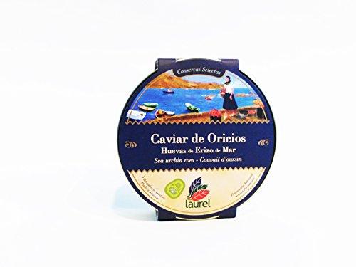 """""""Caviar"""" d'oursin au naturel 140 gr."""