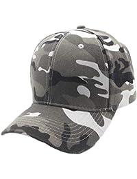DEELIN Unisex Camouflage Baseball Cap Hysteresenhut Hip-Hop einstellbar 20aba33c815e