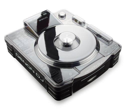 Decksaver DS-PC-S29003900 - Estuche para mesa de mezclas, color gris