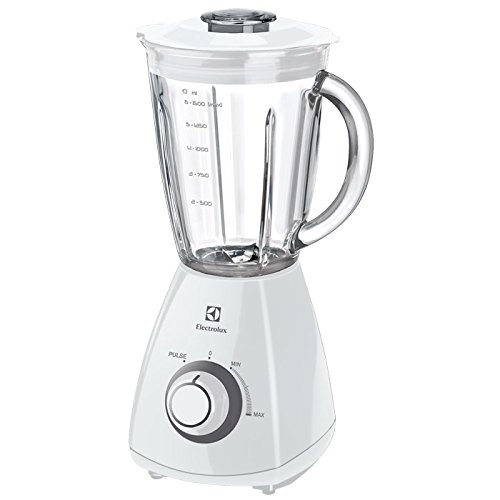 Electrolux ESB2350 Batidora de vaso Blanco - Licuadora (Batidora de vaso, Blanco, 387,4 mm, 215 mm, 207,4 mm, 1,9 kg)