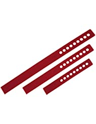 Flex Bar Stubai Sports - Barra flexible para crampones largos X-Change Light, color blanco