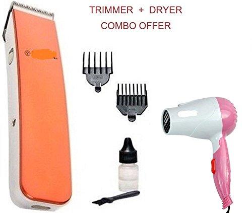 NS-216 HAIR TRIMMER + HAIR DRYER COMBO OFFER By Om Enterprises