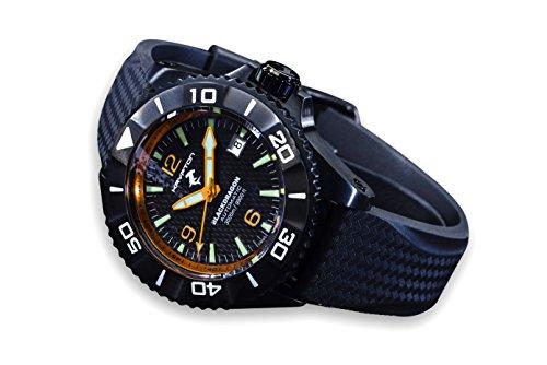 KRYPTON Herren-Armbanduhr BLACKDRAGON Automatik 36.749.122