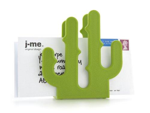 j-me-cactus-letter-holder-green