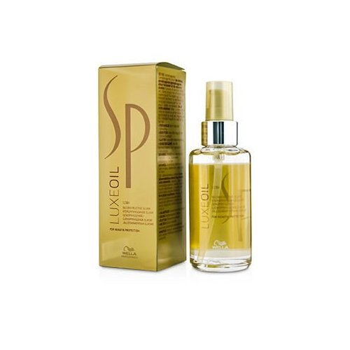 SP Luxe Oil Reconstructive Elixir (For Keratin Protection) 100ml/3.4oz by Wella