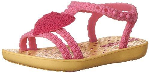Ipanema My First Sandals, Mädchen Sandalen, Pink (Yellow/Pink), 22.5 EU (6 UK) (Kinder Ipanema Sandalen)