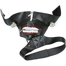 CoolChange máscara de alta calidad Tokyo Ghoul de Ken Kaneki de goma