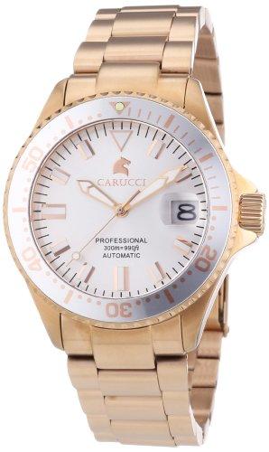 Carucci Watches CA2200RG - Orologio da polso donna, acciaio inox