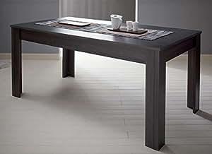 Table 170 cm salle à manger BRUGES Wengé