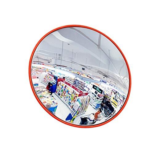 ZhanMaAZ Outdoor Road Reflektierende Weitwinkelobjektiv Verkehr Garage Supermarkt Anti-Diebstahl-Ball Konvexe Spiegel 80cm (Size : 80cm)