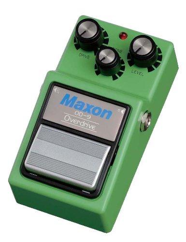 Maxon OD9 Overdrive Nine Series Drive Pedal