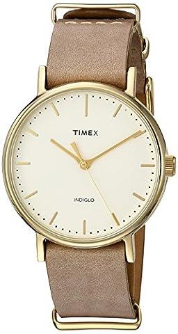 Timex Ladies Weekender Leather TW2P98400