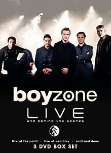 Boyzone - The Live Shows [Import anglais]