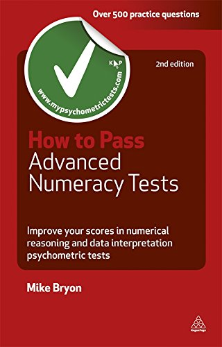 How to Pass Advanced Numeracy Tests (Careers & Testing)