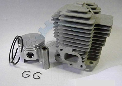 Zylinder und Kolben Original Kawasaki TH 48