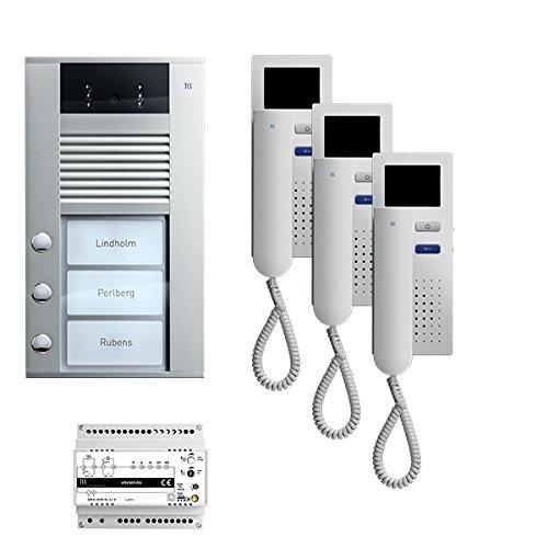 TCS PVE1530-0010 pre:Pack Video 3Tasten AVD+IVH3222 AP 230 V