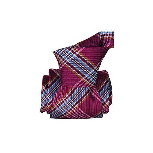 Segni et Disegni - Cravate Classique Segni Disegni, Manshester, Carreaux