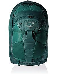 Osprey paquetes Fairview 70mochila de viaje, hombre, 10001124, Rainforest Green