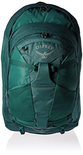 Osprey Packungen Fairview (70Reise Rucksack, Herren, 10001123, Rainforest Green -