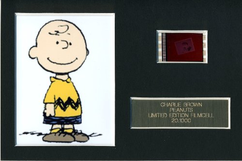 Charlie Brown-Peanuts Limited Edition Filmcell m
