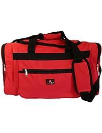 Gossipboy Portable scarpe borsa da viaggio impermeabile a shoe Tote bag shoe organizer cassa della tasca del supporto 3?paia di scarpe rosso