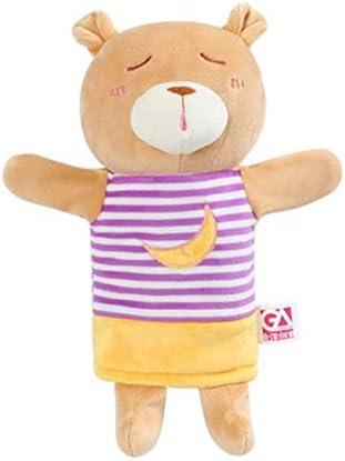 DollylaStore Marionnettes à à à Doigts drôles Jouets Mous de Doigt de marionnette Animale pour des  s de bébé  s (Ours) B07H7GMH2M 48ea8f
