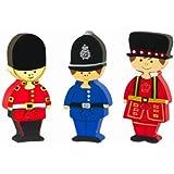 London Mini Puzzle - Orange Tree Toys