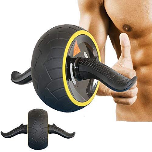 TNDBCHZS Rueda Abdominal Sin Ruido Fitness Fitness