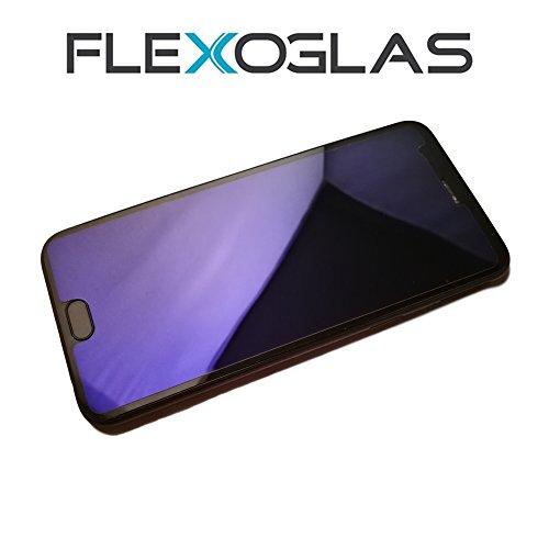 Flexoglas Pellicola In Vetro Temperato Flessibile Oneplus 3 / 3T Proteggi Schermo Antiurto Antigraffio Anti Blue Ray Trasparente Antiriflesso Protezione Resistente 9H 0.27mm Protettivo Filtro Luce Blu