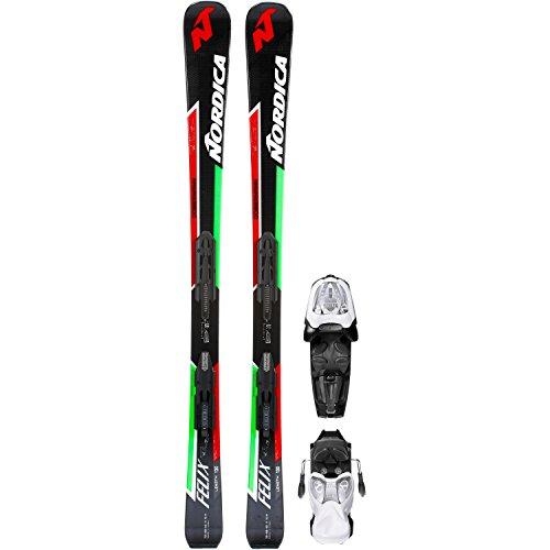 Nordica Kinder All-Mountain Ski schwarz 120 -