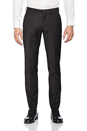 Roy Robson Slim, Pantalon de Costume Homme Noir (Schwarz 1)