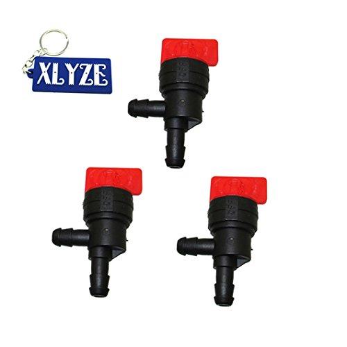 xlyze 90Degree 1/4Gas Online Verschluss-KRAFTSTOFF Ventil Petcock für Briggs & Stratton 494769697944698181698180692586