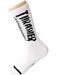 WASAENGY 4 pares de calcetines deportivos de baloncesto para hombre de calle Hip Hop de algodón