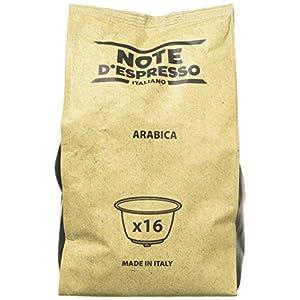 Note D'Espresso Arabica, Capsule per caffè, esclusivamente compatibili con macchine Nescafé* e Dolce Gusto* 7 g x 96
