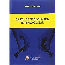 Casos de negociación internacional