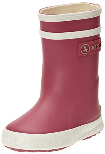 Aigle Baby Flac, Unisex Baby Stiefel Pink (Rose New)