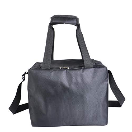 Isolato borsa termica grande 30 litri grocery storage bag per tenere caldo e freddo food, portatile, impermeabile e a prova di perdite - ideale per casa, campeggio e picnic