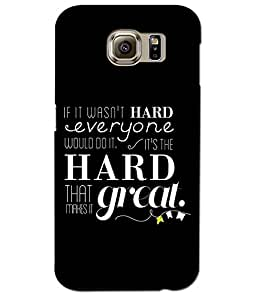 3D instyler DIGITAL PRINTED BACK COVER FOR SAMSUNG GALAXY NOTE 6