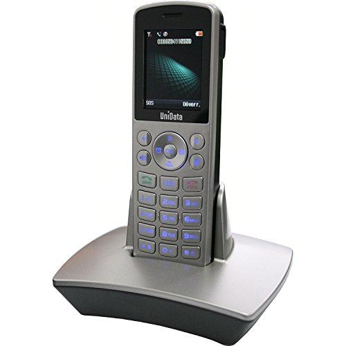 UniData WPU-7800 drahtlose Wifi VoIP-Telefon Nortel Pbx Systeme