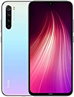 Xiaomi Smartphone REDMI Note 8 6,3''FHD+ 3GB/32GB 4G-LTE DUALSIM A9.0 Moonlight White