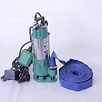 F/ördermenge: 15000l//h=250 l//min. Spannung 230V//50Hz ibo ! Profi ! Kabell/änge ca F/äkalienpumpe Tauchpumpe Model: CTR 550 mit Schneidwerk 550 Watt Anschlu/ß Druckseite 2=5,02cm 9,0 m