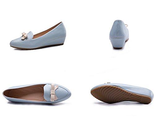 ARC été pointé chaussures/Low coins augmentations dans peu profonds chaussures coréens C