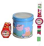 Best Peppa Pig Relojes para niños - Peppa Pig 0480195 Reloj analógico de Niños y Review