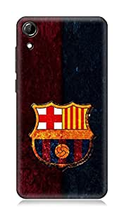 HTC Desire 728 3Dimensional High Quality Printed Back Case