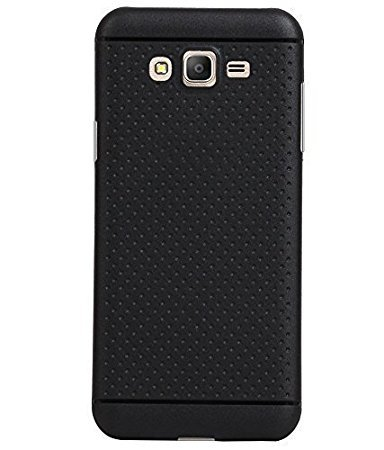 JM Soft Silicon Matte Dotted Back Cover for Samsung Galaxy J2 4G DUOS SM-J200 (Model Year 2015)
