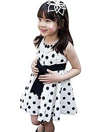 Vestido para niña, K-youth® Baratas Bebe Niño Ropa Bebe Niña Vestido Niñas